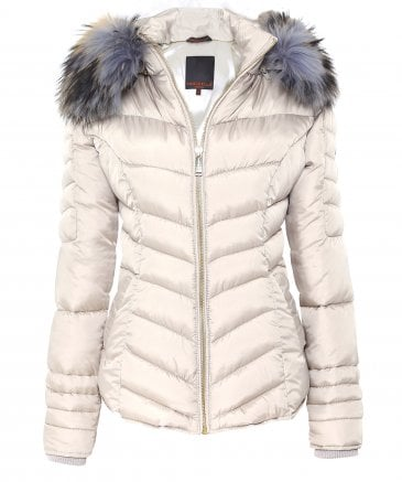 Froccella Women's B-88 Short Quilted Jacket