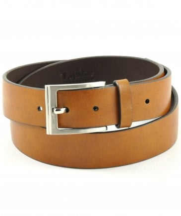 Leather James Belt
