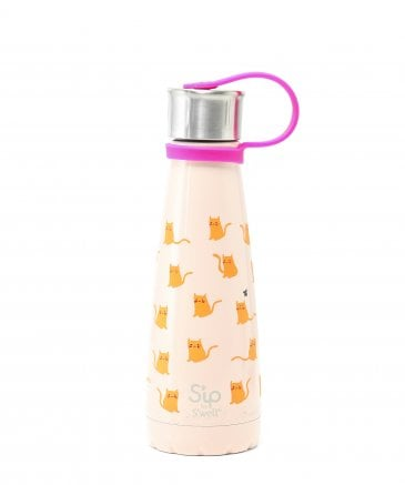 Sip by S'well Women's 10oz Cool Cats Bottle