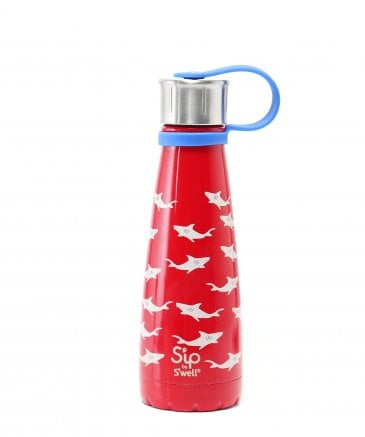 Sip by S'well10oz Shark Bite Bottle