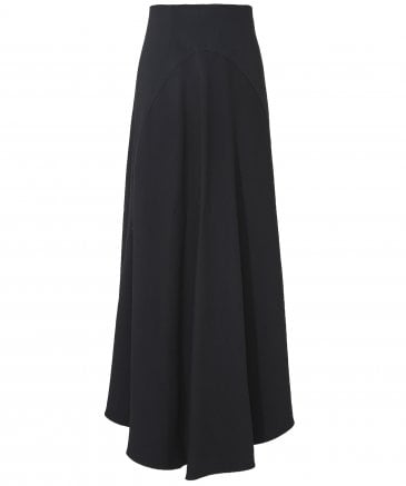 Vince Women's Asymmetric Seam Skirt