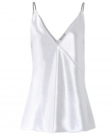 Vince Women's Satin V-Neck Camisole