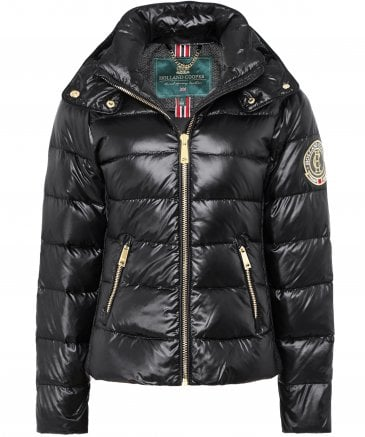 Holland Cooper Women's Megeve Down Puffer Coat
