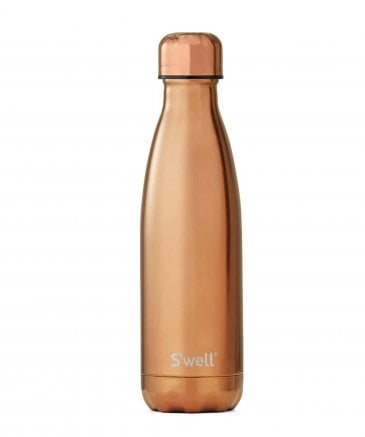 S'well 17oz Rose Gold Water Bottle