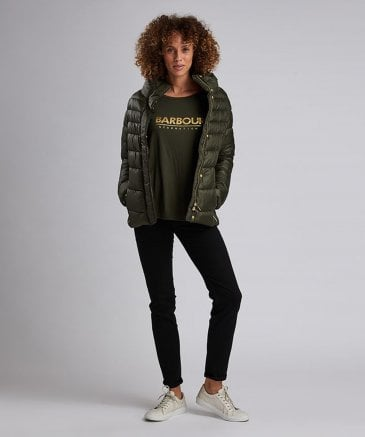 Barbour International Women's Camier Quilted Jacket
