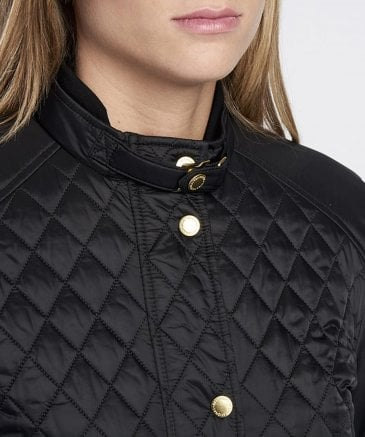 Barbour International Women's Port Gower Quilted Jacket