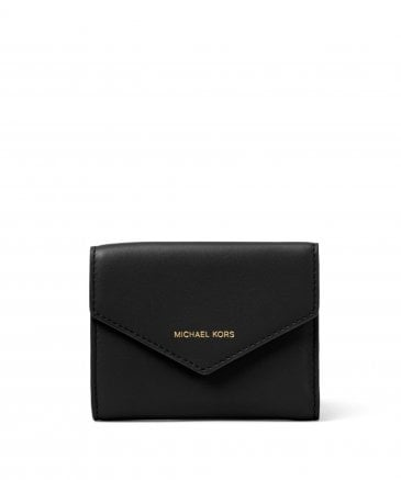 Micahel Kors Women's Blakely Small Leather Envelope Wallet