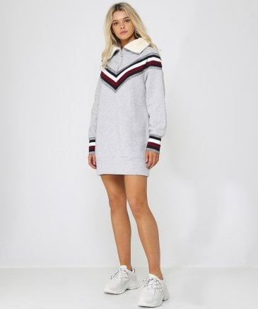 Tommy Hilfiger Women's Icons Sweater Dress