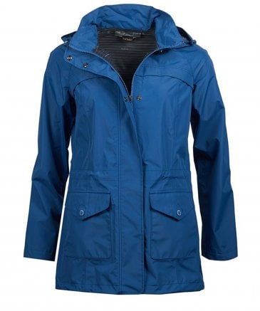 Barbour Women's Dalgetty Waterproof Jacket