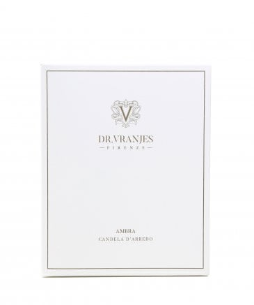 Dr Vranjes Firenze Ambra 1000g Decorative Candle