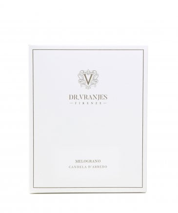 Dr Vranjes Firenze Melograno 1000g Decorative Candle