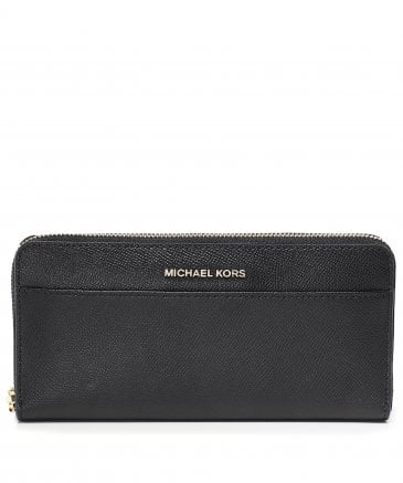 Michael Kors Women's Saffiano Leather Continental Purse