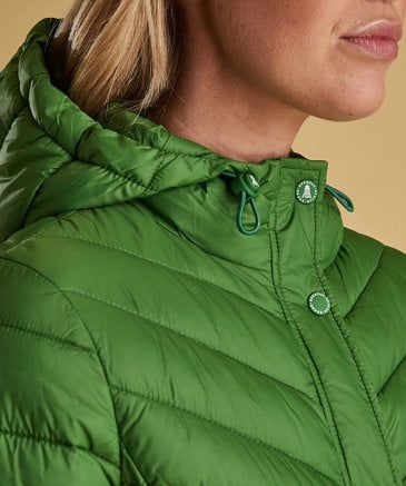Barbour Isobath Women's Hooded Quilted Jacket