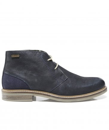Barbour Men's Leather Readhead Chukka Boots