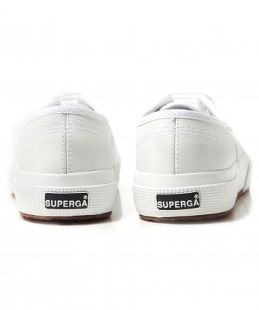 Superga Women's Leather Efglu 2750 Trainers