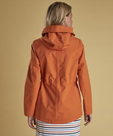 Barbour Women's Backshore Waterproof Jacket