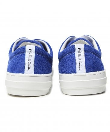 PS by Paul Smith Men's Textured Suede Antilla Trainers