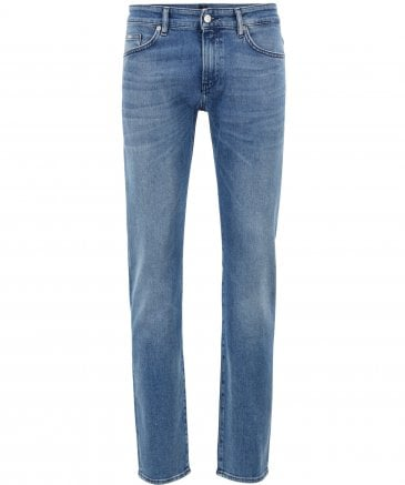 BOSS Men's Slim Fit Delaware3-1 Jeans