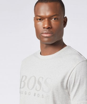 BOSS Men's Regular Fit Logo T-Shirt