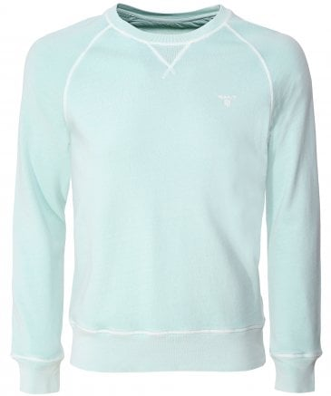 Gant Men's Crew Neck Sunbleached Sweatshirt