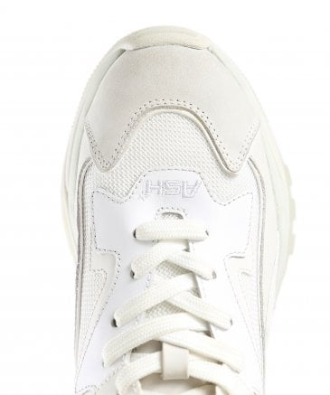 Ash Women's Leather Addict Bis Trainers