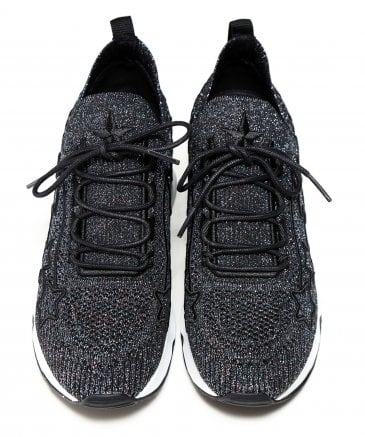 Ash Women's Lunatic Star Knit Trainers