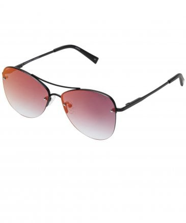 Le Specs Women's Fortifeyed Aviator Sunglasses