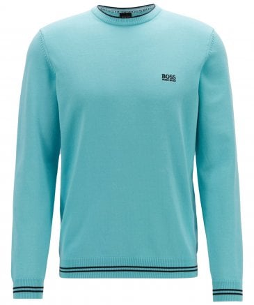 BOSS Men's Crew Neck Rimex_S19 Jumper