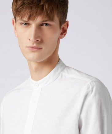 BOSS Men's Regular Fit Race Shirt