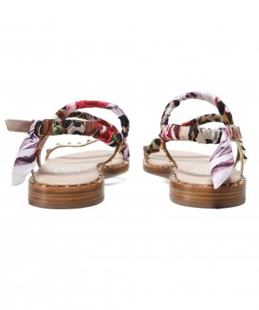 Ash Women's Leather Pattaya Sandals