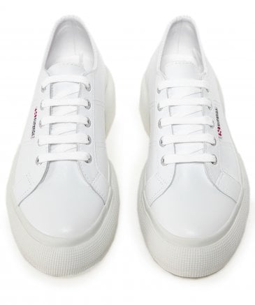 Superga Women's 2287 Nappa Lea Trainers