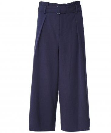 Vince Women's Belted Culottes