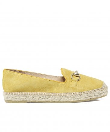 Kanna Women's Ante Suede Loafers