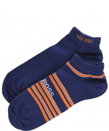 Cotton Ankle Socks Two Pack