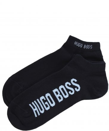 Logo Ankle Socks Two Pack