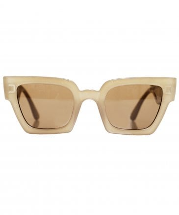 MR.BOHO Beige Frelard Sunglasses