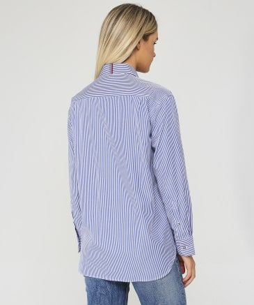 Tommy Hilfiger Women's Essential Oversized Shirt