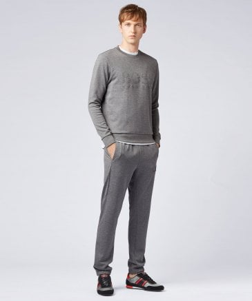 Hugo Boss Men's Hadiko Slim Fit Joggers