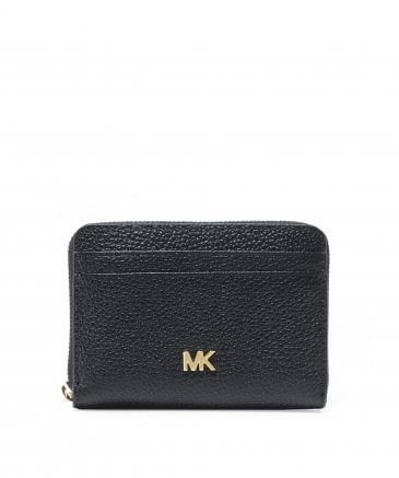 MICHAEL Michael Kors Women's Small Pebbled Leather Wallet