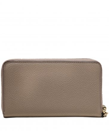 MICHAEL Michael Kors Women's Pebbled Leather Smartphone Wristlet