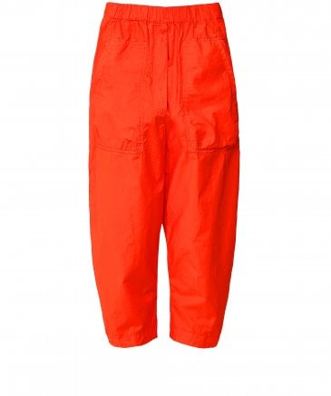 Chiyo Cropped Trousers