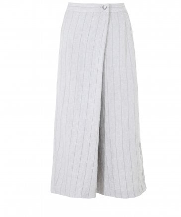 Linen Blend Gonia Trousers