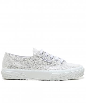 Superga Women's 2750 Lamew Metallic Trainers