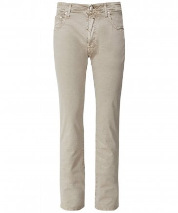 Slim Fit Lightweight Comfort Jeans