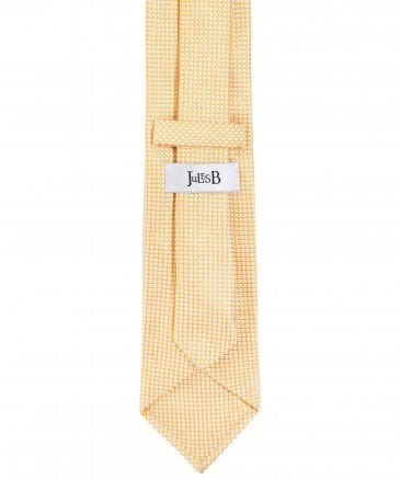 Ascot Men's Silk Polka Dot Tie