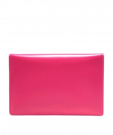 Vivienne Westwood Women's Smooth Leather Envelope Pouch