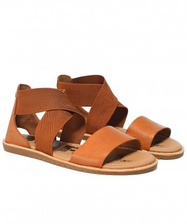Sorel Women's Leather Ella Sandals