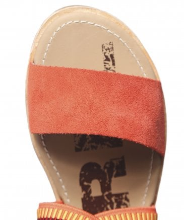 Sorel Women's Suede Ella Sandals
