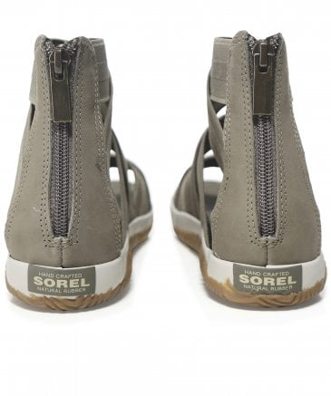 Sorel Women's Leather Out 'N About Plus Strap Sandals