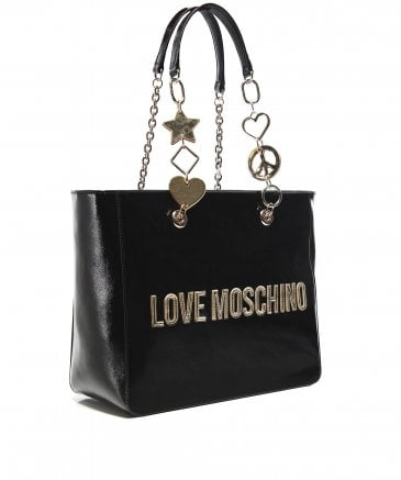 Love Moschino Women's Logo Shopper Bag